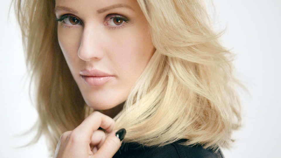 Ellie Goulding X Pantene - Strong is beautiful TVC