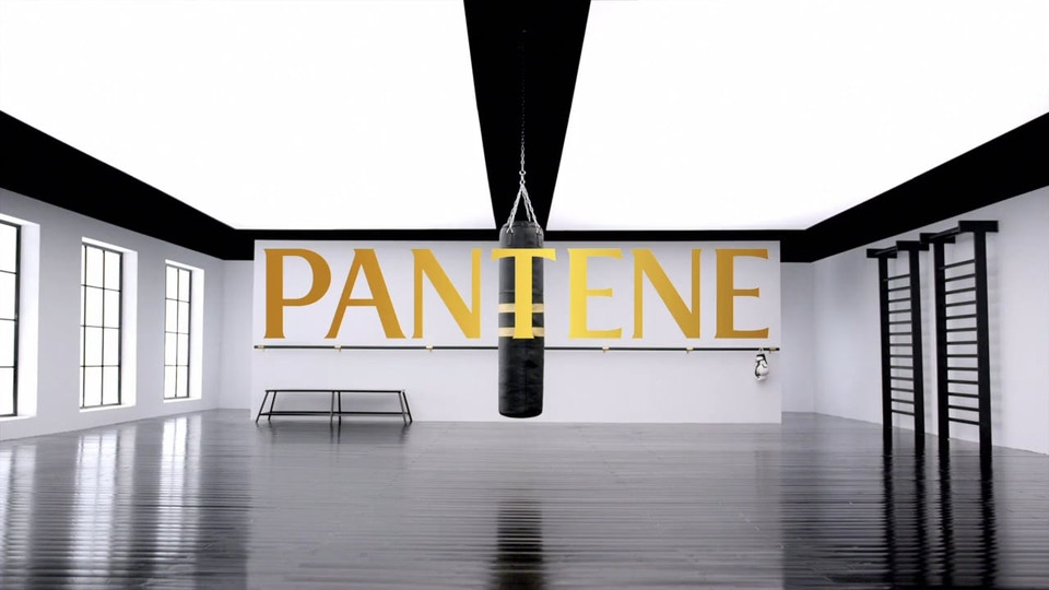 Pantene x Ellie Goulding - Strength Conditioning TVC