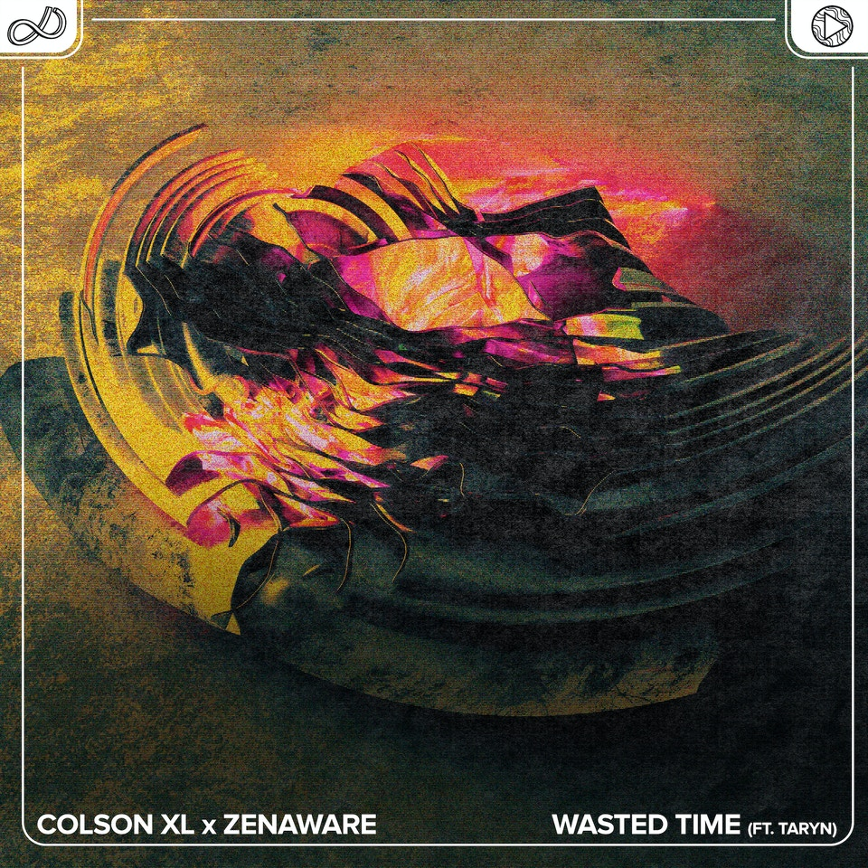 Colson XL & ZenAware - Wasted Time