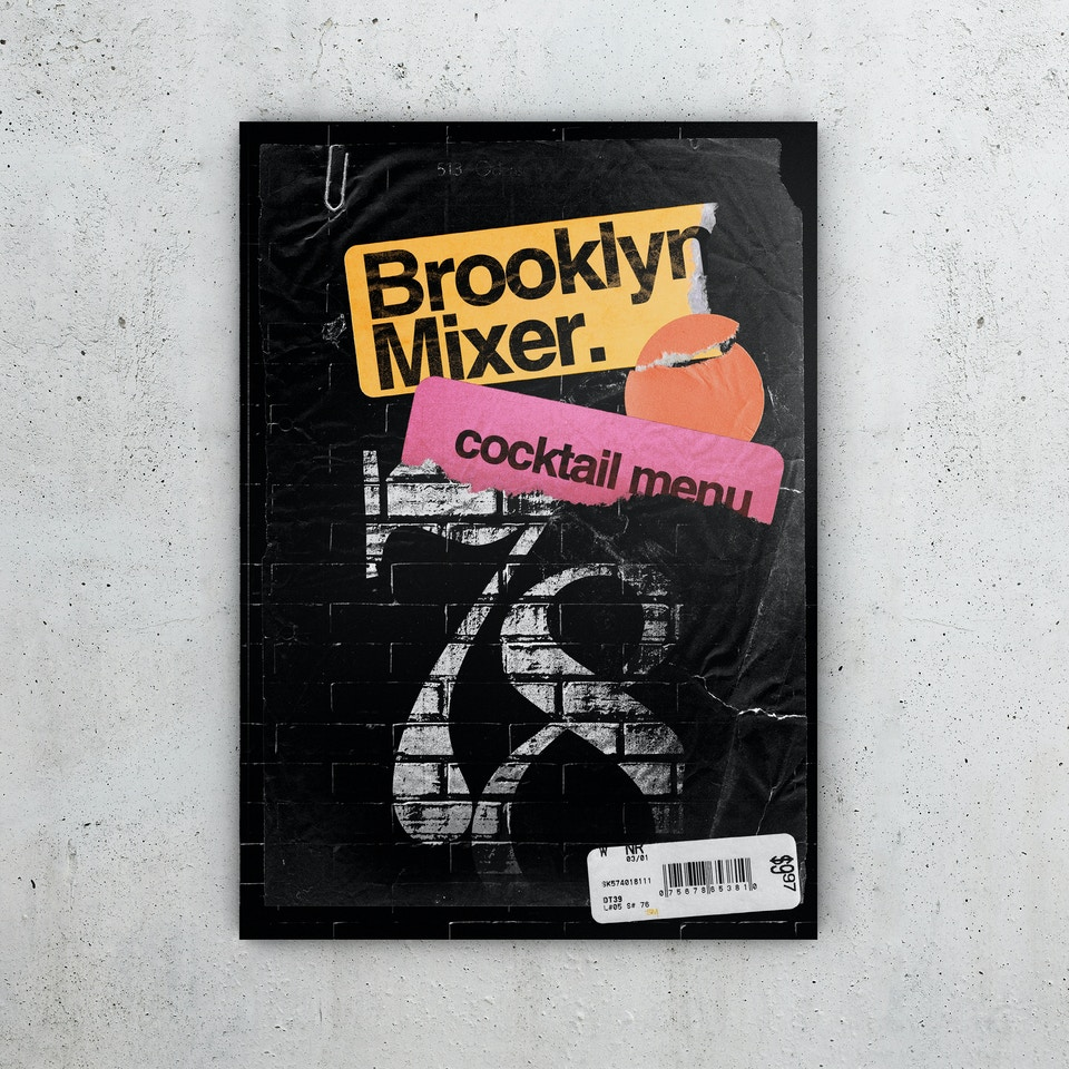 Brooklyn Mixer