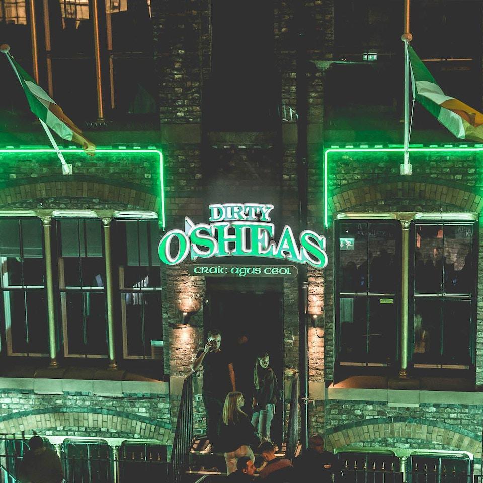 Dirty O'sheas