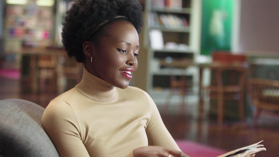 Letters to Lupita