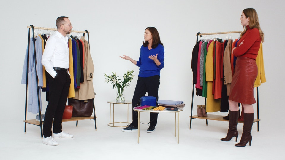 John Lewis | A Wardrobe Masterclass