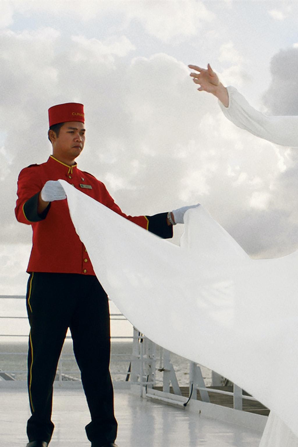 Cunard | Stay Smart at Sea