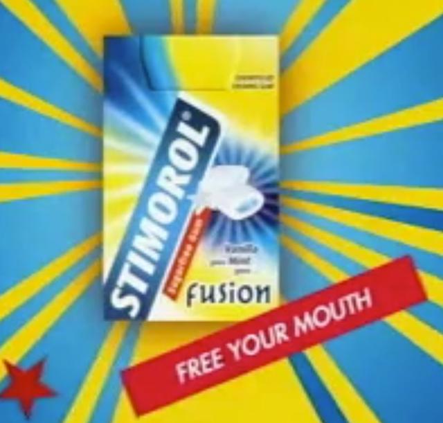 Stimorol Fusion