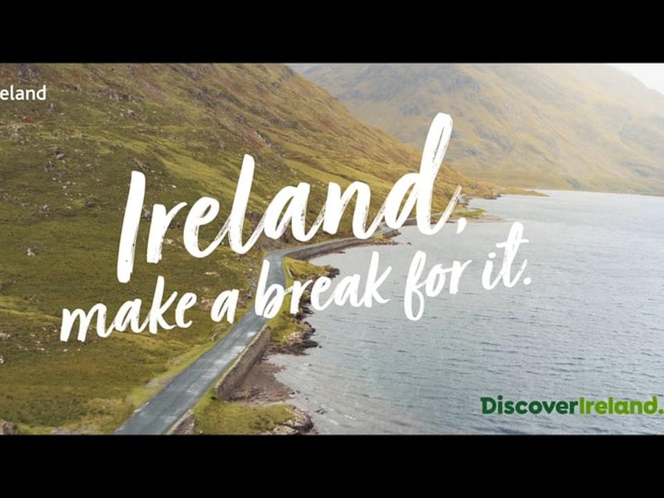 Failte Ireland - Make A Break For It