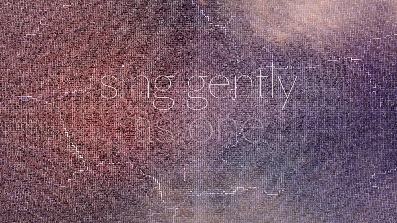 Virtual Choir - Sing Gently -