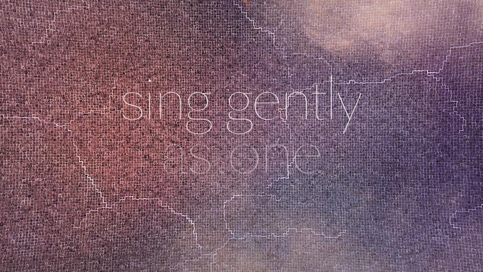Virtual Choir - Sing Gently