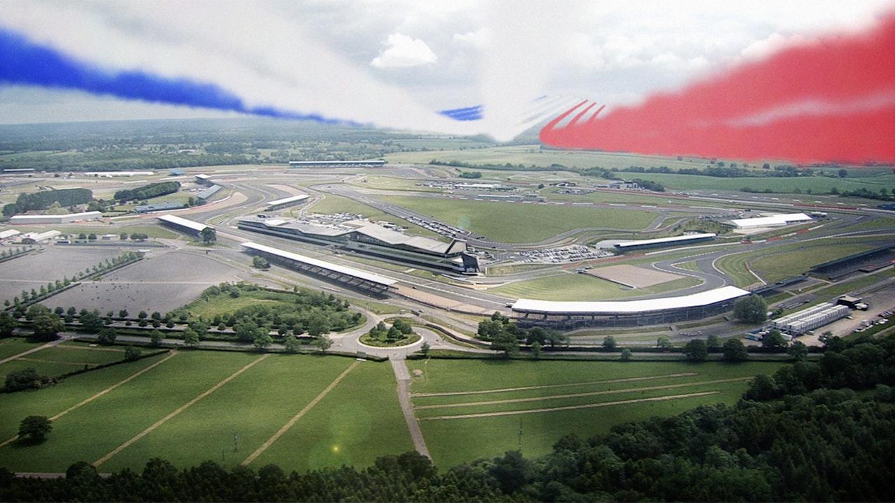 Silverstone Grand Prix 70th -
