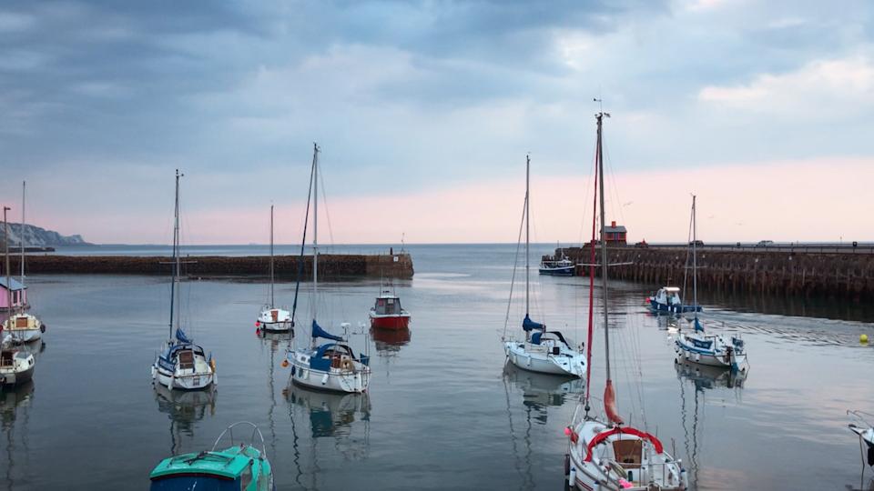 Folkestone Trawler Race -