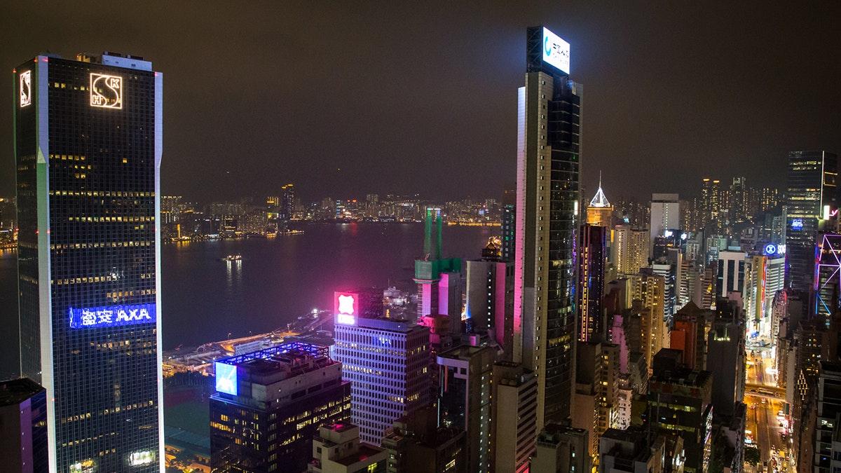Hong Kong with Formula E
