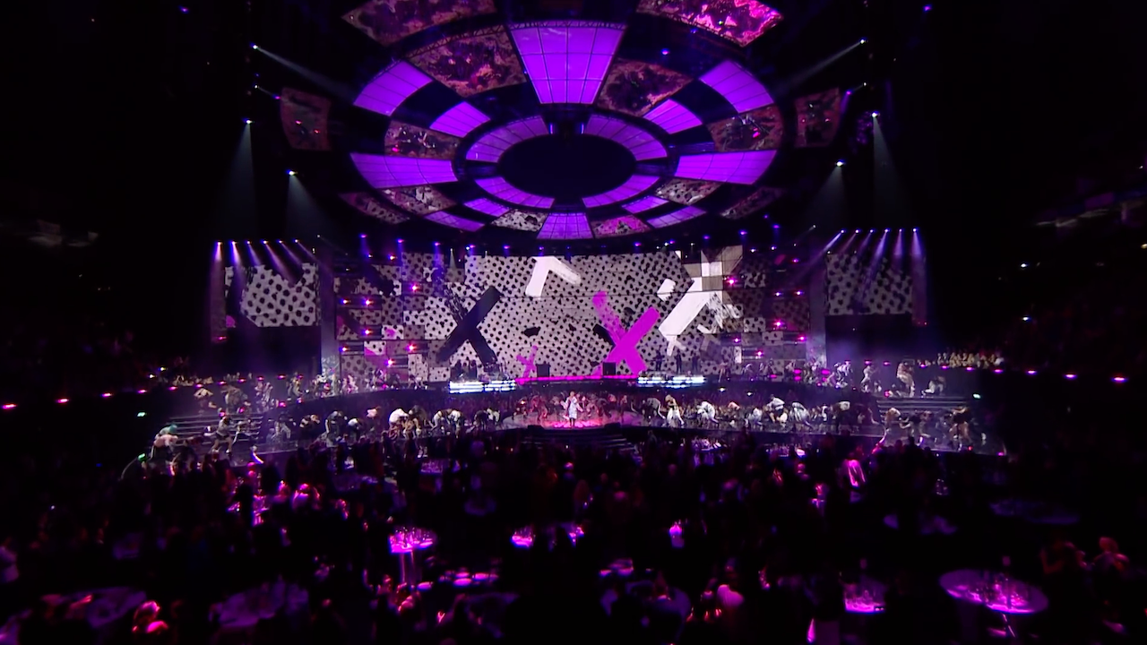 BRITs 2019 - PINK! What About Us Performance Visuals -
