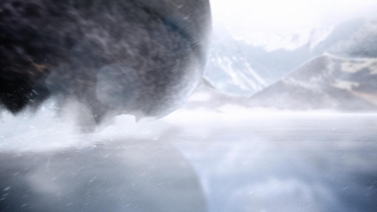 Curling Film -