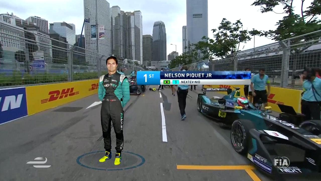 Formula E Re-Launch 2016 -