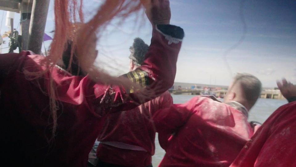 Folkestone Trawler Race