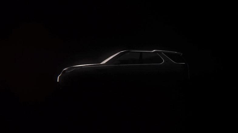 Land Rover Teaser Film Geneva Motorshow 2014