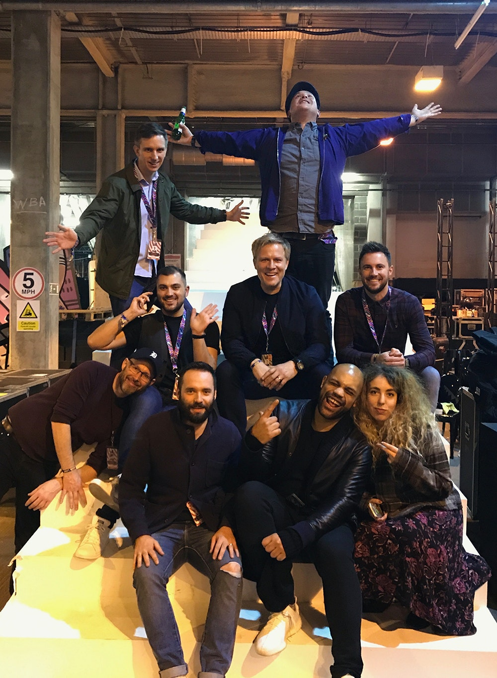 MTV 2017 - Onsite Team