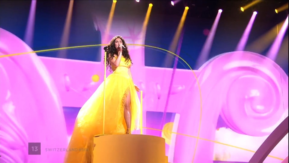 Eurovision 2017 - Switzerland