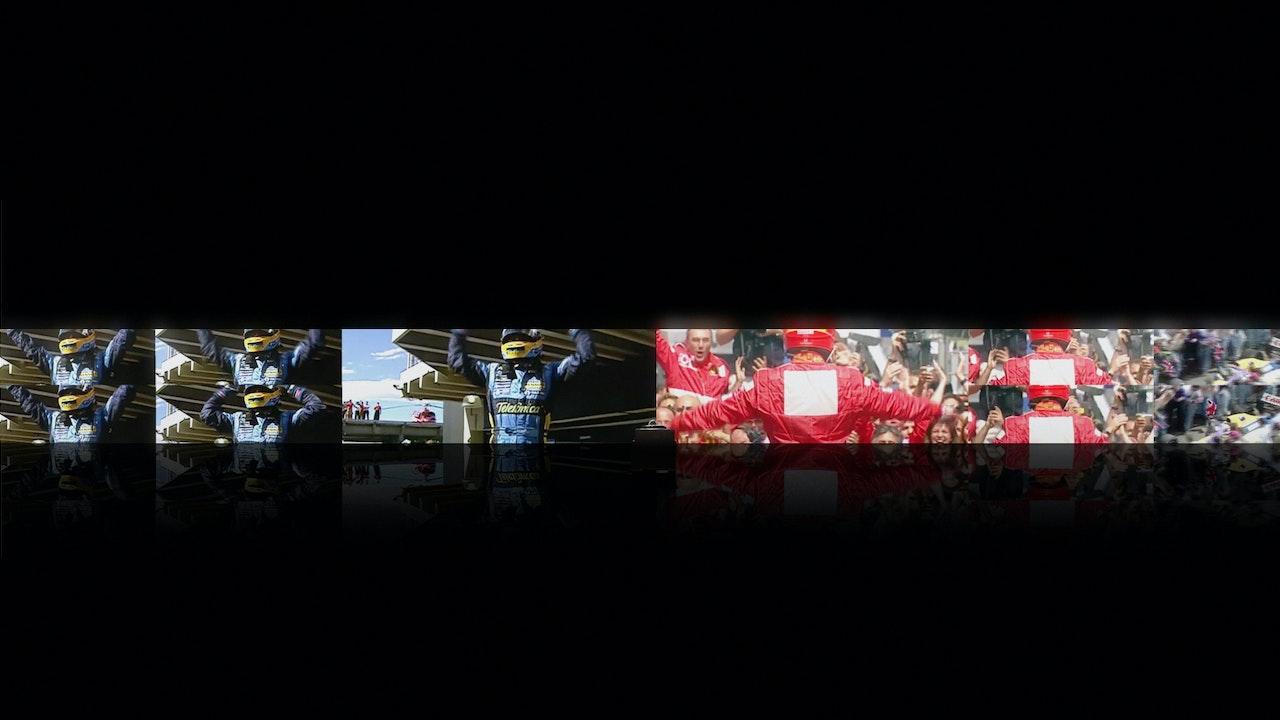 Murray Walker C4 F1 -