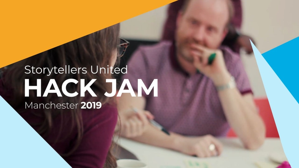 Storytellers United - Hack Jam 2019