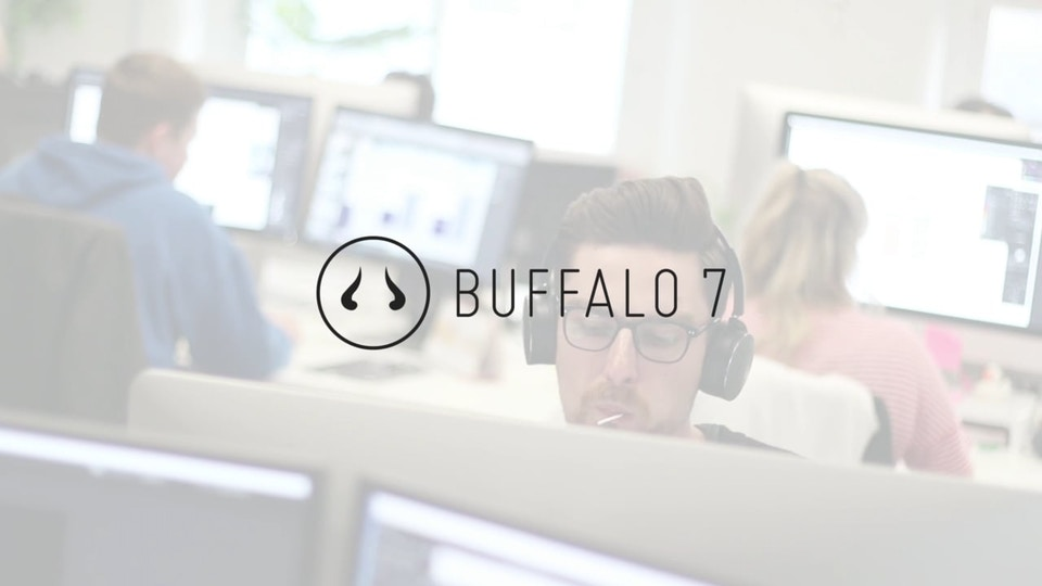 Buffalo 7 motion branding