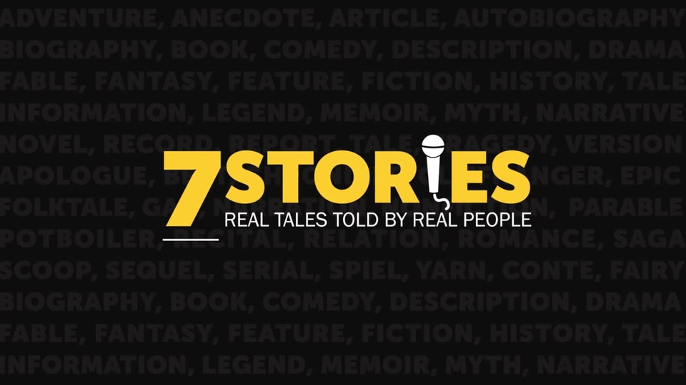 7Stories social promo