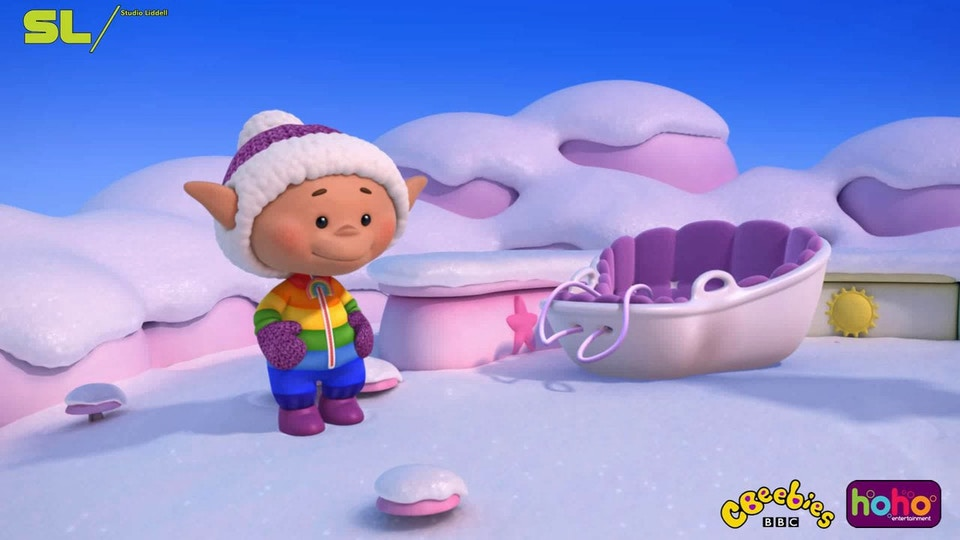 "Cloudbabies: ""Snow baby"""
