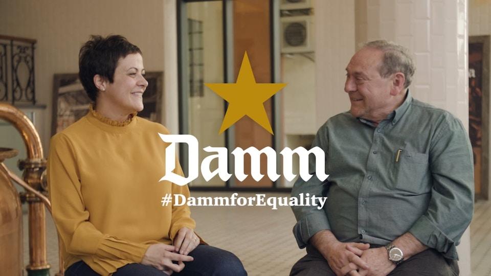 #DammforEquality - Día Internacional de la Mujer
