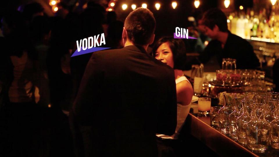 Belvedere – RFID Cocktails #creativetech