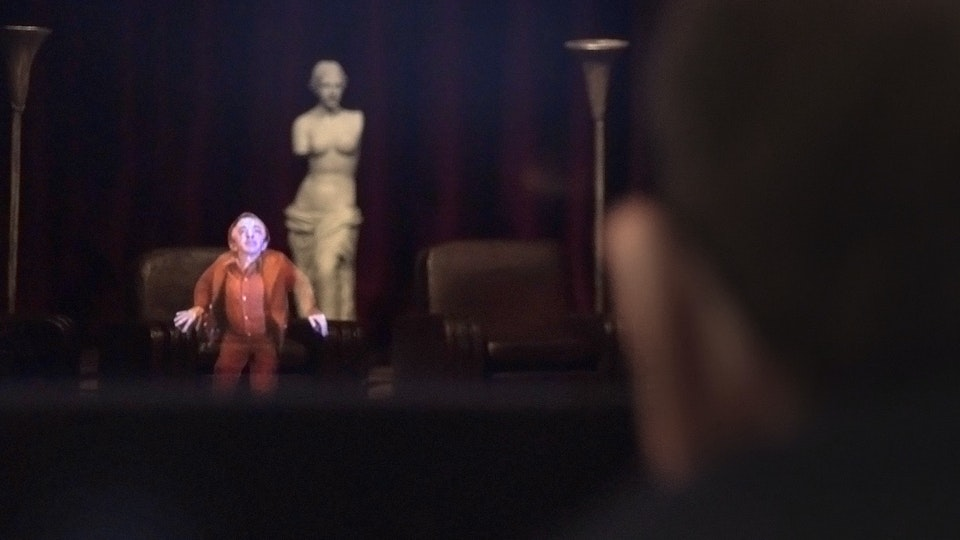 HOLORAMA: An Optical Theatre