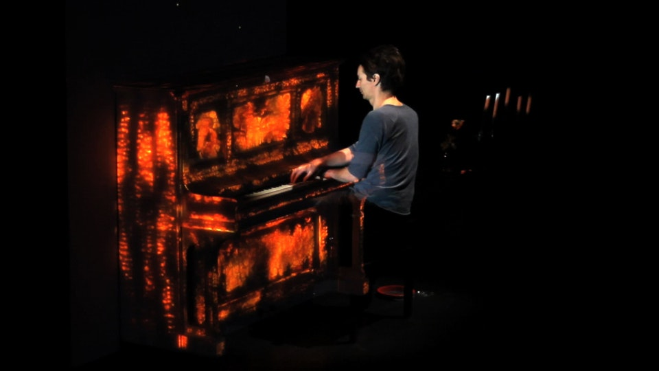 Hauschka Ghost Piano