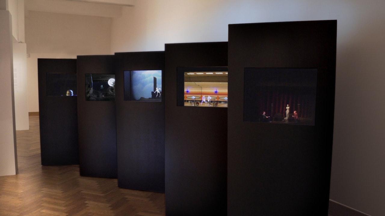 HOLORAMA: An Optical Theatre -