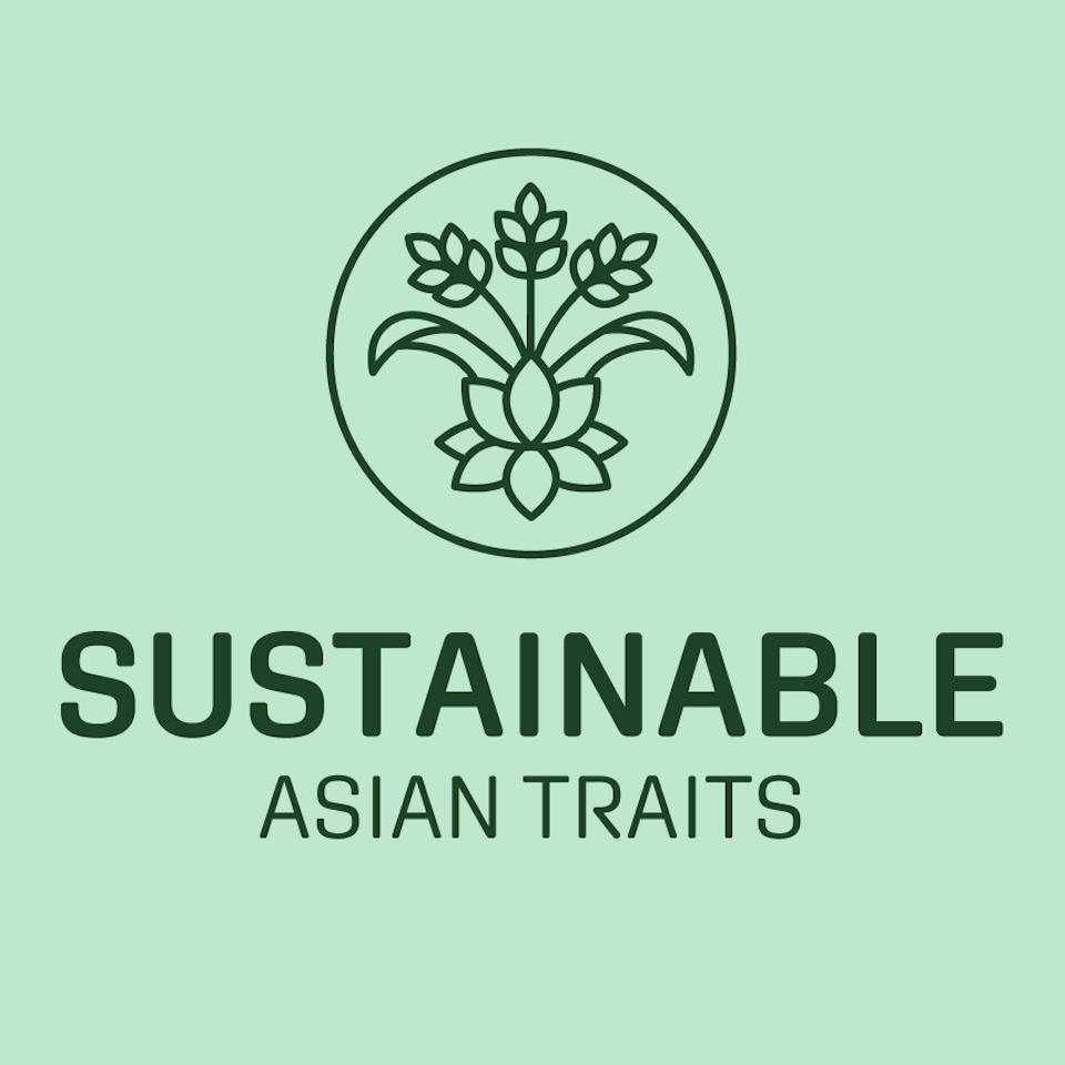 Sustainable Asian Traits Logo