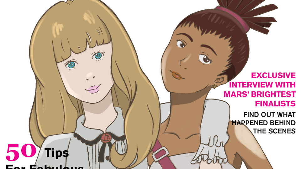 Movie/Anime Posters - To be featured in a magazine would be a big turning point for budding stars like Carole and Tuesday. Gracing the cover of a magazine means one would have to be popular and influential, one of the goals the singers hoped to achieve.  Contest Link: https://medibang.com/contest/caroleandtuesday/
