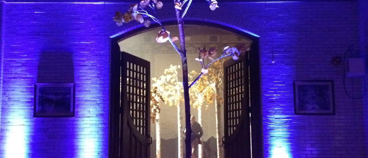 Nuit Blanche - Poplar Paradiso (installation) -
