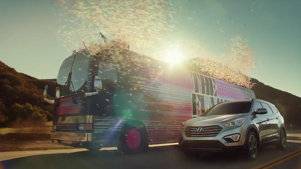 Hyundai Santa Fe - Dir: Jody Hill