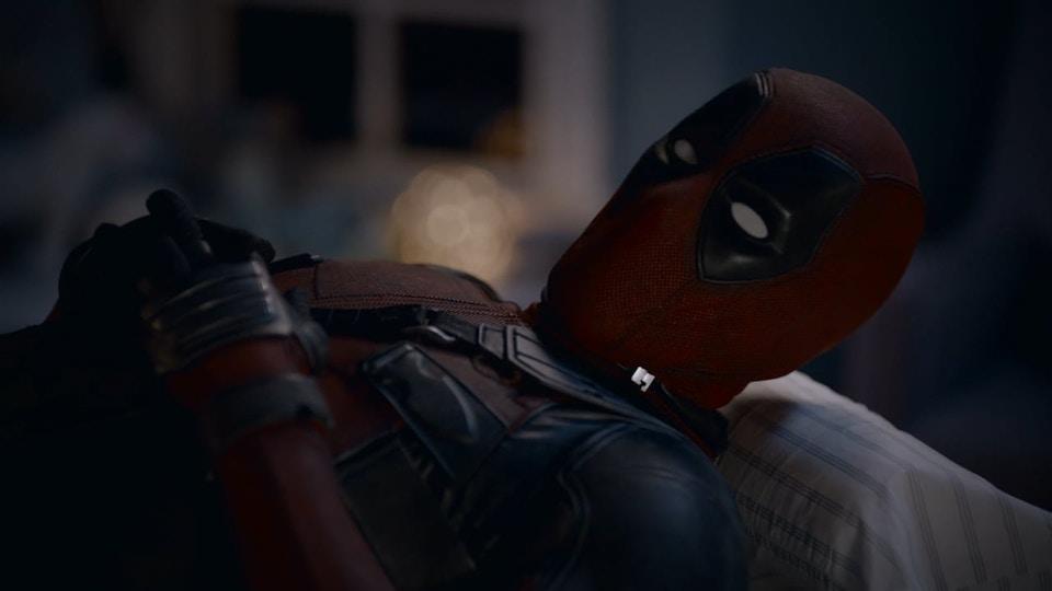 Deadpool 2 - Dir: Jamie McCelland