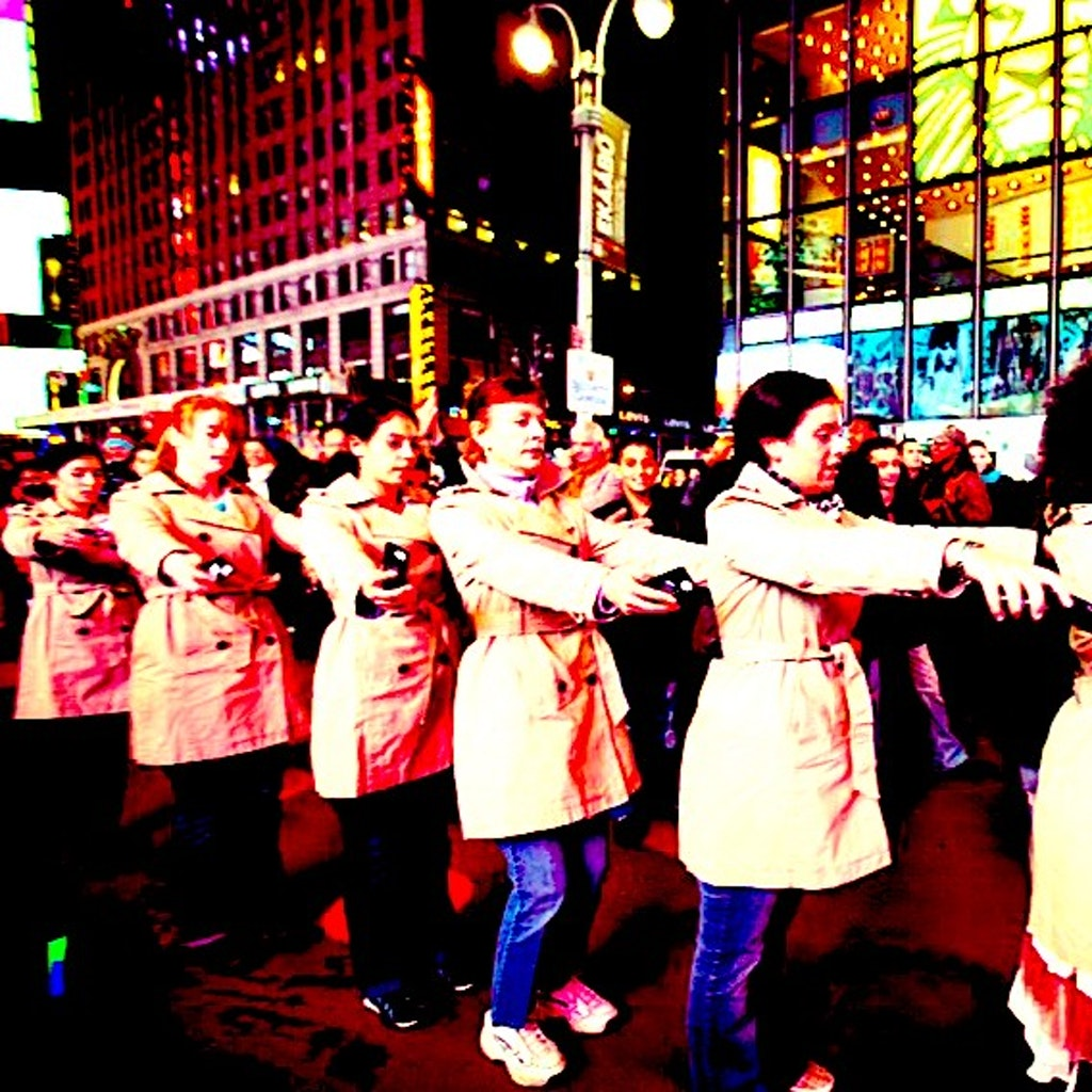 PERFORMA - TIMES SQUARE NYC