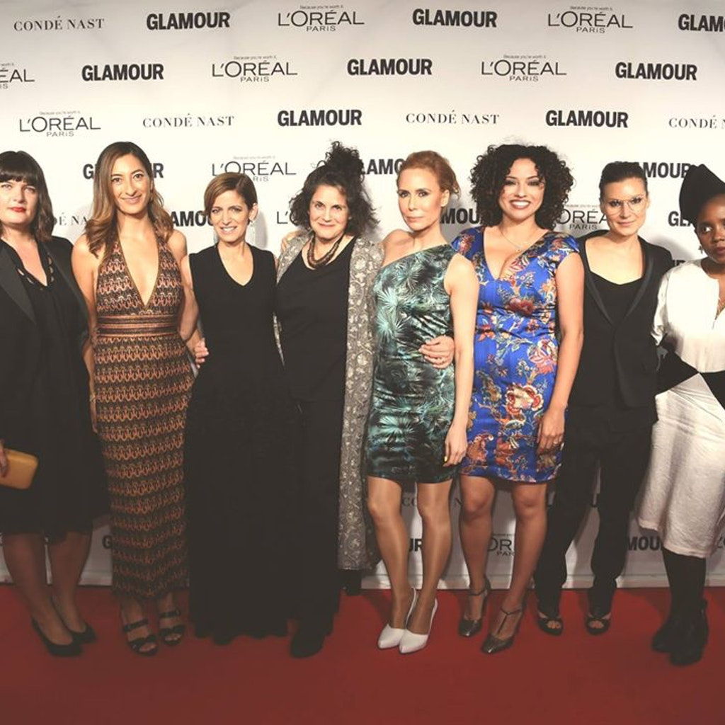 GLAMOUR MAGAZINE WOMEN OF THE YEAR AWARDS