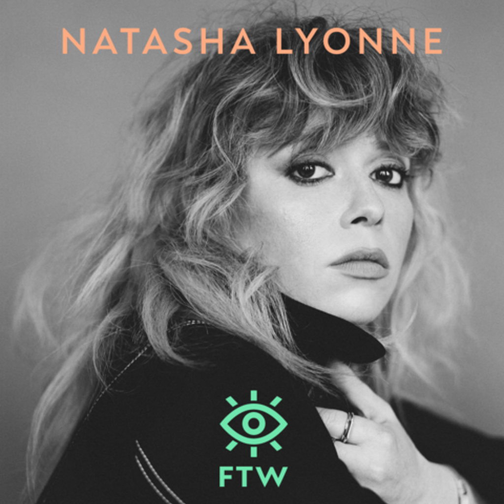 NATASHA LYONNE PICKS SLEEPOVER LA