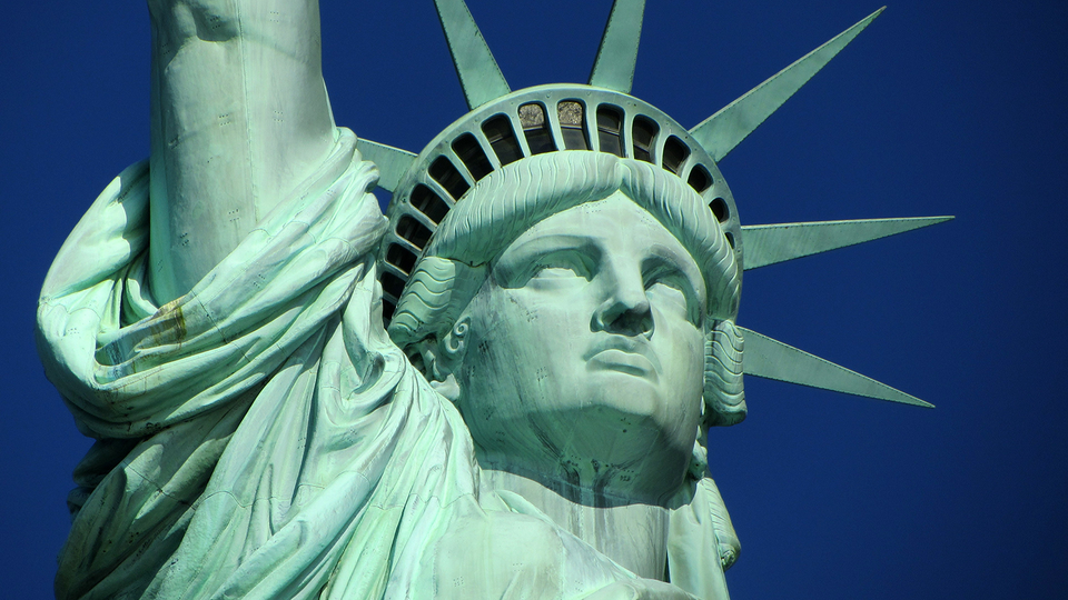 RMC l The Statue of Liberty