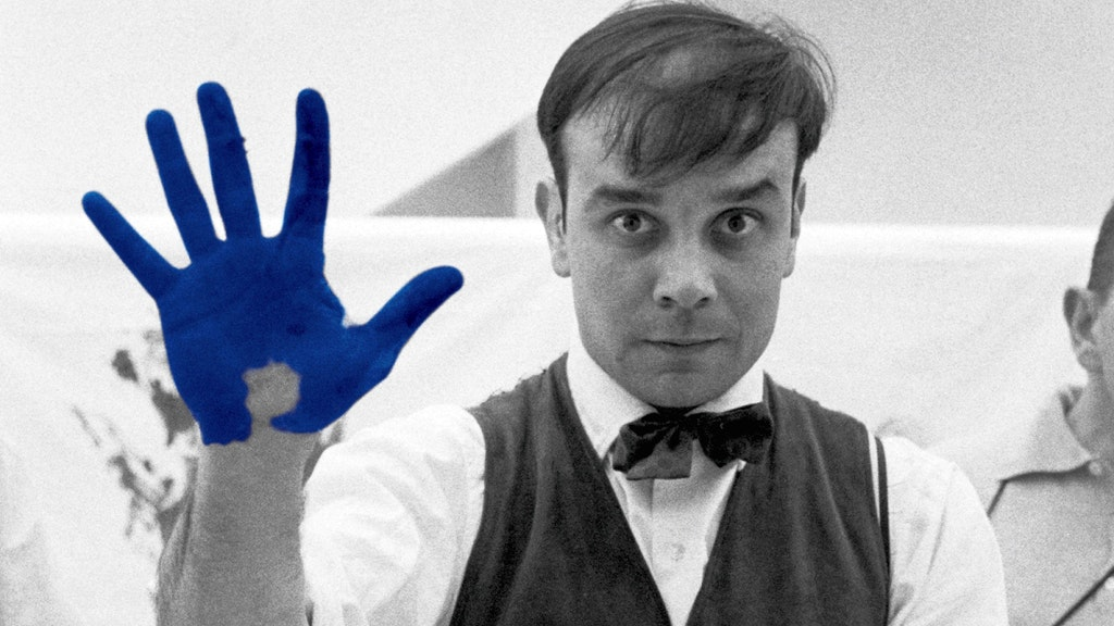 CHRISTIE'S l Yves Klein, Beyond the Blue