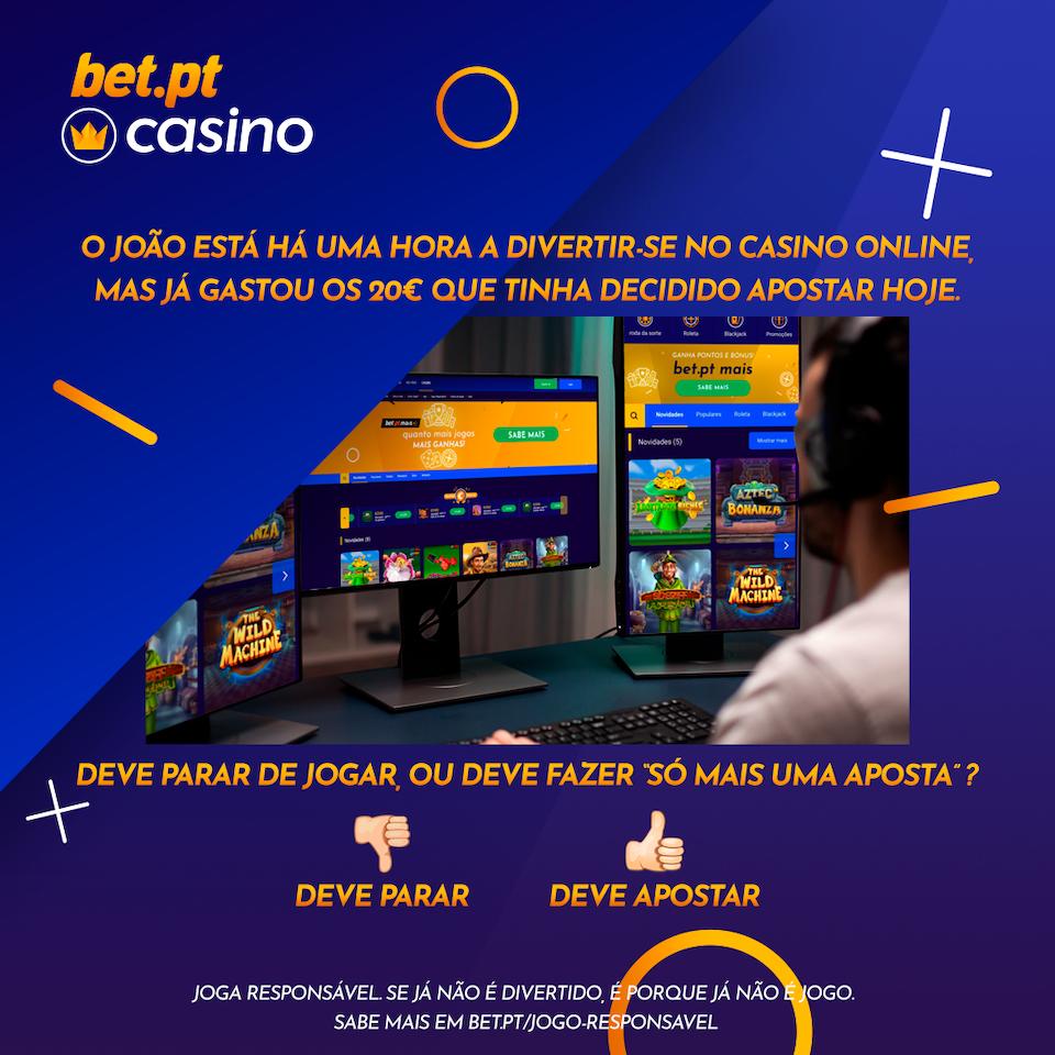 bet.pt - Casino Jogo Responsável