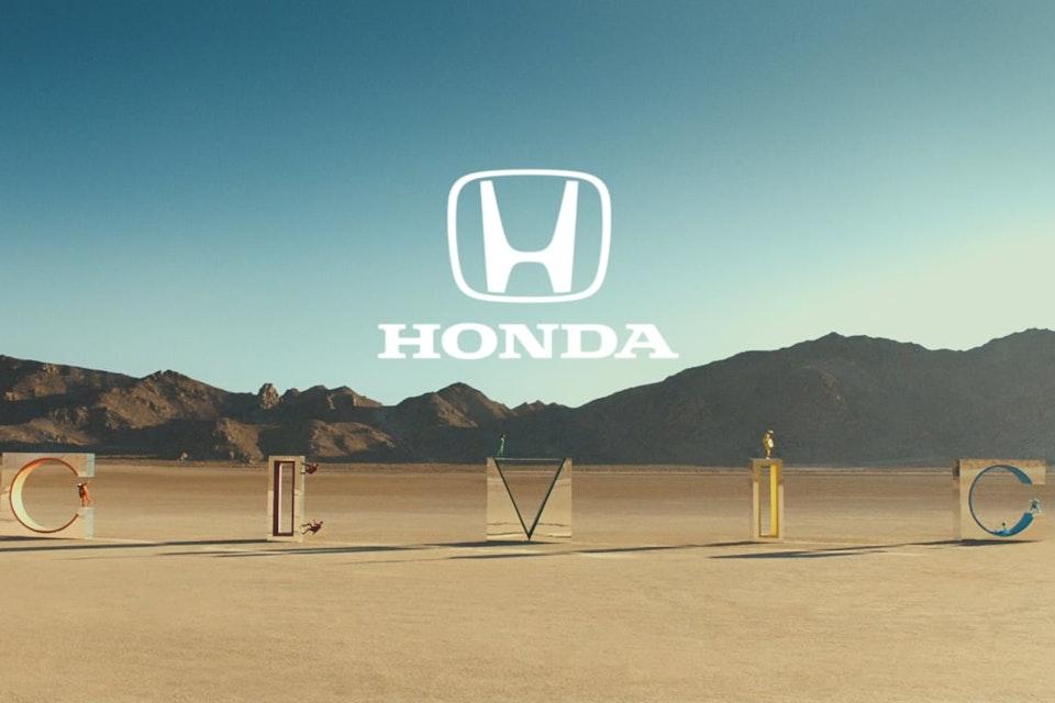 Honda Palindrome