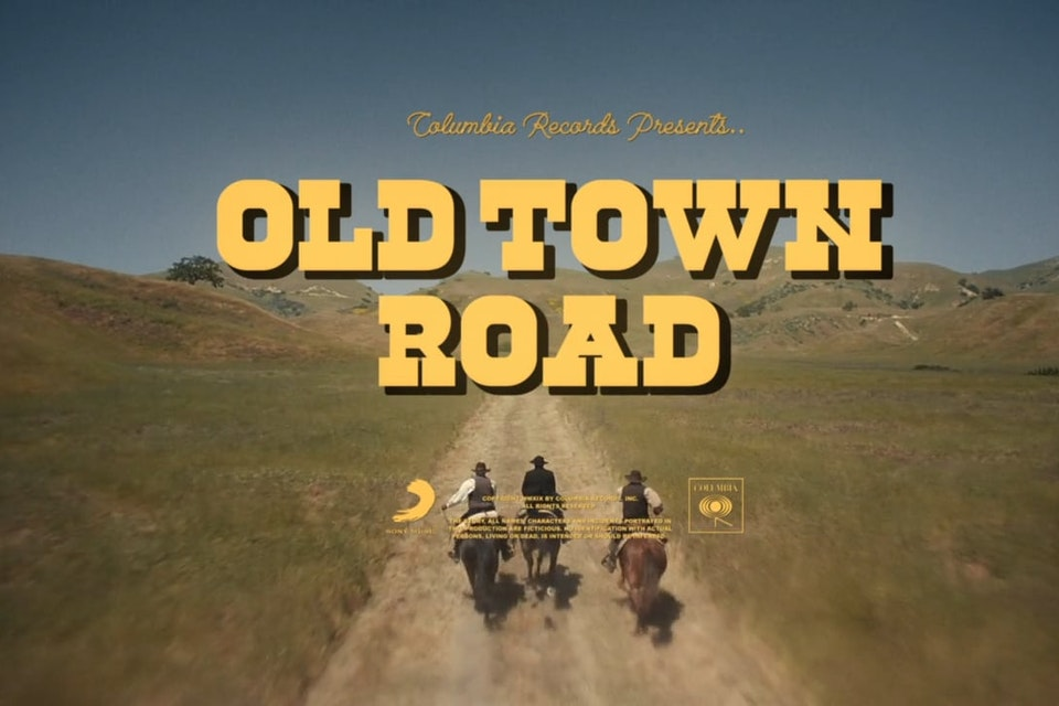 Old Town Road - Lil Nas X ft. Billy Ray Cyrus
