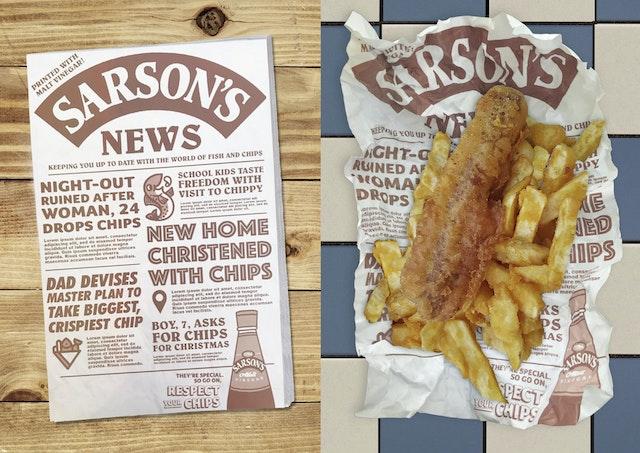 Sarson's Newspaper (4)