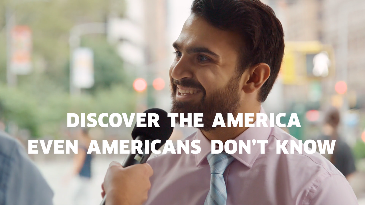 United Airlines - Discover The America Even Americans Don't Know