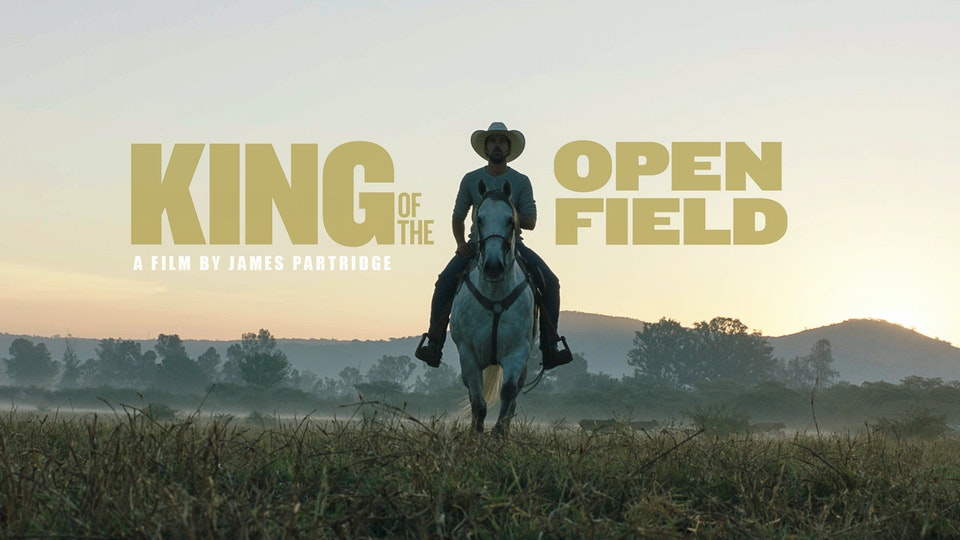 JAMES PARTRIDGE - KING OF THE OPEN FIELD