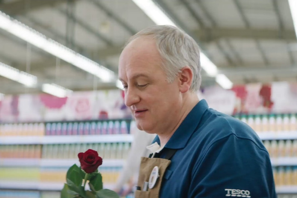 Tesco 'Catch' (Dir. Dan Sully)