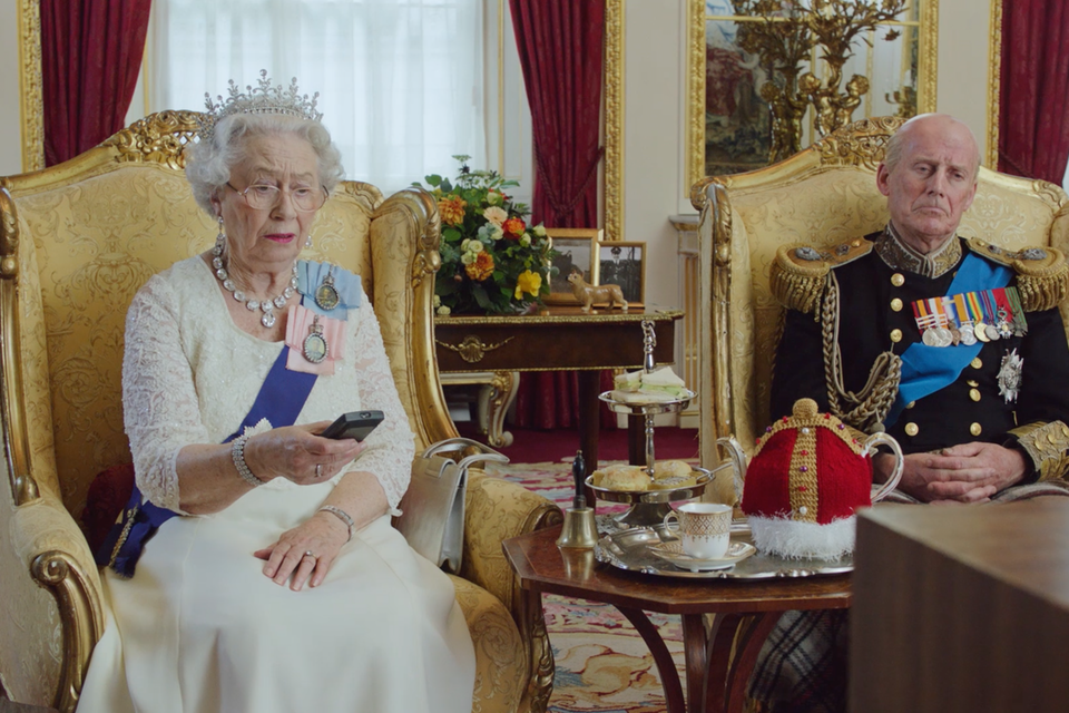 The Royal World Promo (MTV)
